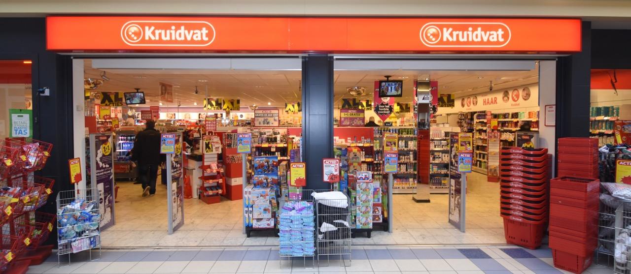 Kruidvat winkelcentrum binnenhof for Kruidvat alexandrium