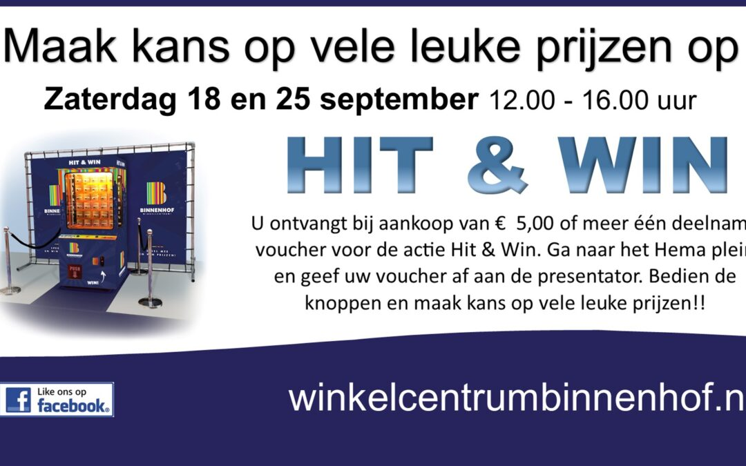 Hit & Win