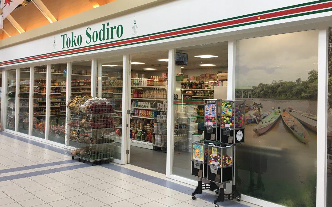 OPENING TOKO SODIRO