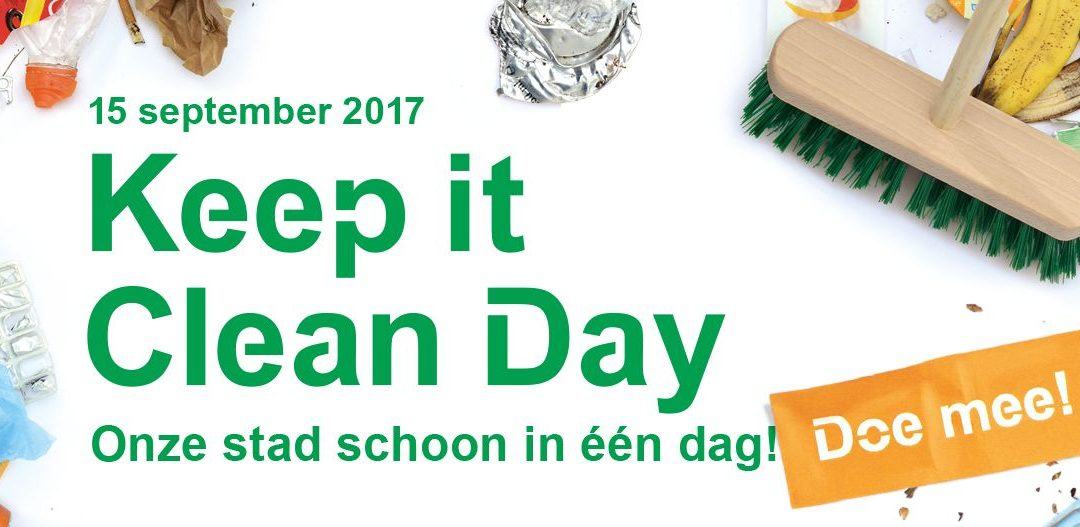 Keep it Clean Day  -15 september 2017